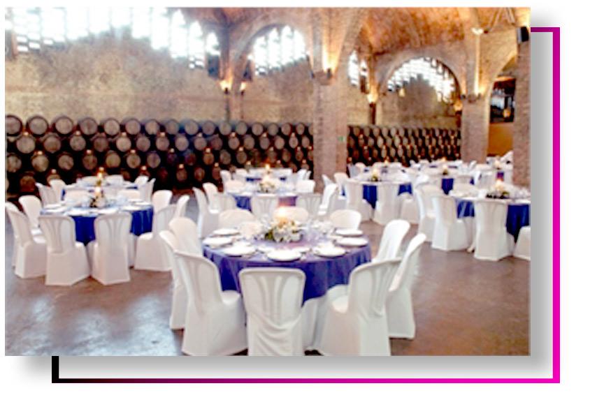 Location de tables et chaises de réception - Bouches du Rhône, Var et Vaucluse