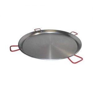 Plats à paella et réchaud