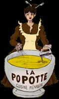 La Popotte - Cuisine ménagère