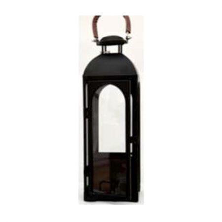 Lanterne carré métal