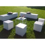 Location mobilier lounge 10 personnes