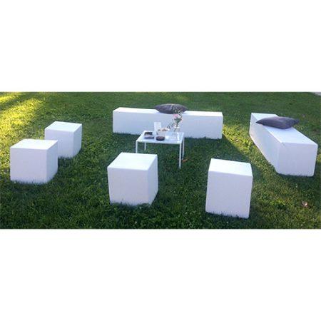 Location Mobilier Lounge 10 Personnes