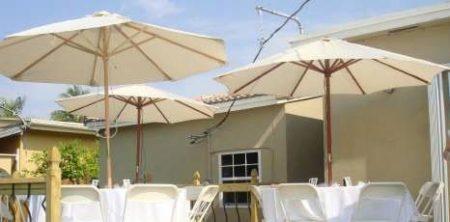 Location parasol pour événement